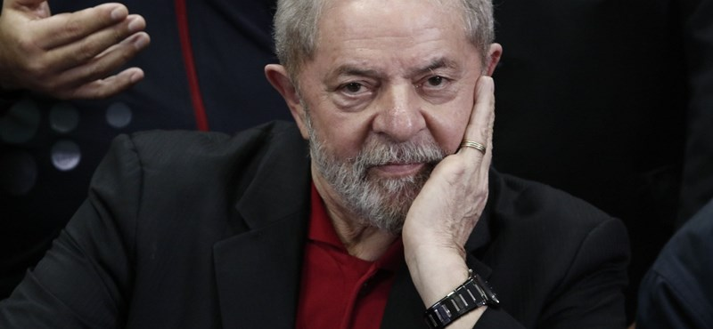 Máris kiszabadult a börtönből a volt brazil elnök