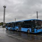Majdnem teljes már az új fővárosi midibusz-flotta – fotók