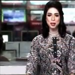 Képernyőre került Pakisztán első transznemű híradósa