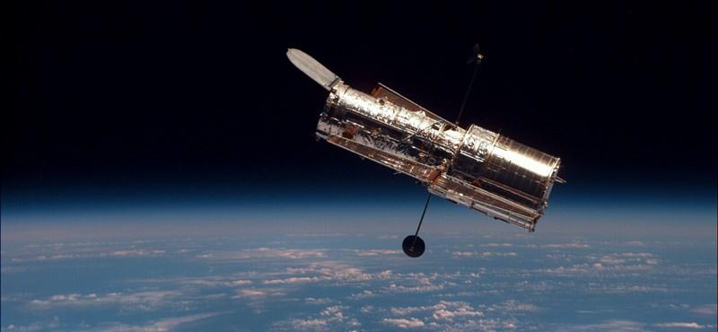Baj van a Hubble űrtávcsővel, vészmegoldást alkalmaztak a tudósok