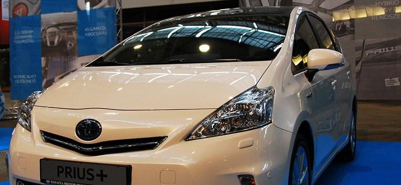 Toyota Prius+ 2013