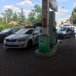 Brazil kokainszállítmányt foglaltak le egy budapesti benzinkúton – videó
