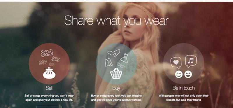 Én és a Cégem  Jó üzlet lehet a ruha-Facebookként működő turkáló ... 7f3f452f74