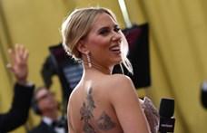 Scarlett Johanssonnak elege van a Golden Globe-ból