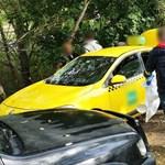 Taxival ment az erdőbe az elrejtett kábítószerért a díler, elfogták