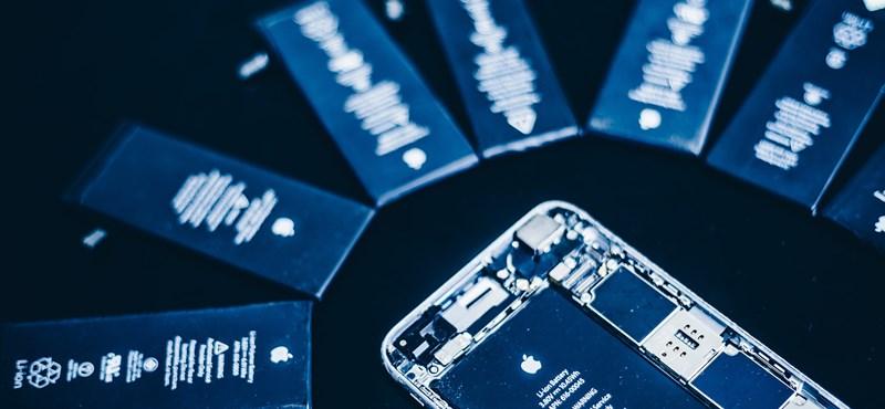Akkumulátorügy: az Apple szerint a felhasználókat védik az ijesztgetéssel