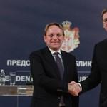 Várhelyi Olivér bemutatta Szerbiában az EU-csatlakozás reformjának a javaslatát