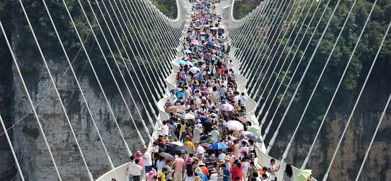 30 év 2 percbe sűrítve: így népesítették be Kína városait emberek tízmilliói – videó