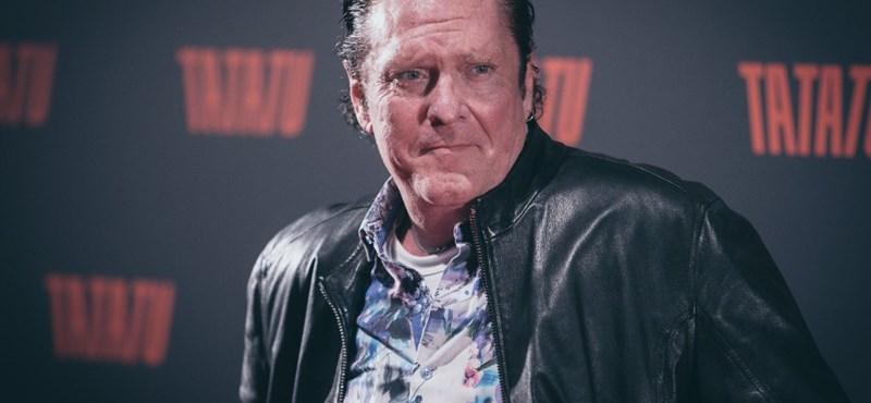 Michael Madsen pár napra rács mögé kerül ittas vezetés miatt