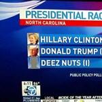 Egy 15 éves fiú a harmadik legnépszerűbb jelölt az amerikai elnökválasztáson