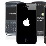 Android? iOS? Most éppen így áll az okostelefon-piac