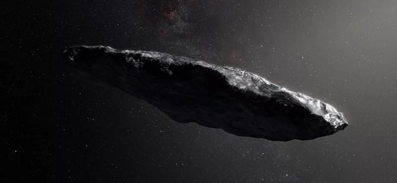 Tényleg ufó volt a hosszúkás üstökös? Volna itt néhány észrevétel