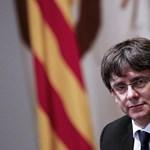 """""""Illegális puccsot"""" emleget a menesztett katalán elnök"""