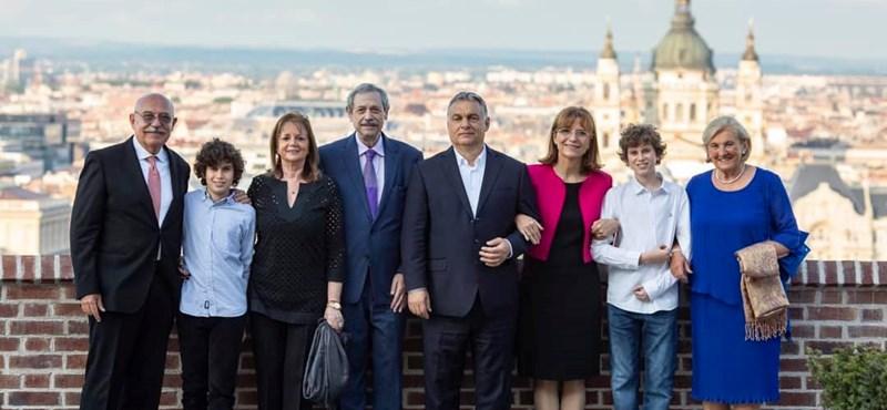 Kiderült, kivel vacsorázott Orbán Viktor tegnap