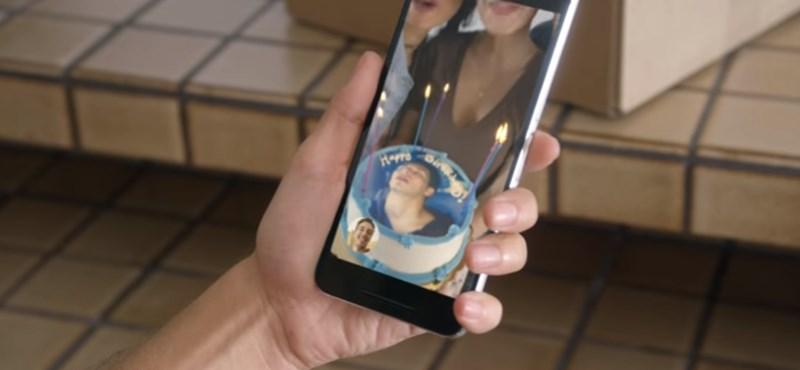 Itt a Google új videochatelő appja