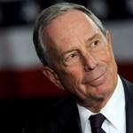 Michael Bloomberg hivatalosan is bejelentette, amerikai elnök lenne