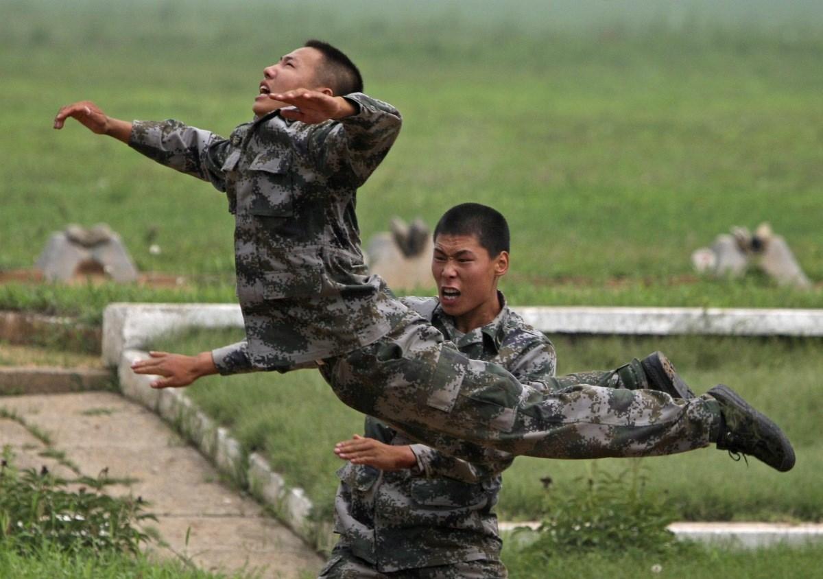Így fegyverkezik Kína - Nagyítás-fotógaléria