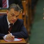 Transparency: nem használnak Orbánék módosításai