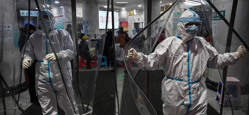 Koronavírus: szombaton elhagyhatják Kínát a magyarok