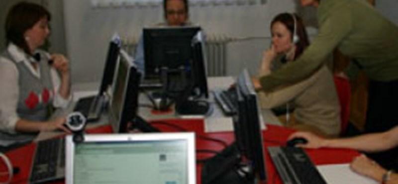 Napi Gazdaság: csökkent a nyelviskolák forgalma