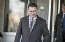Hónapok óta tart Gruevszki menekültstátuszának felülvizsgálata