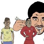 """""""Hé, Luis, Luis, he harapj meg!"""" (videó)"""
