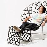 A Pókember is ilyenre vágyik - átlátszó és könnyű szék