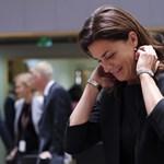 Akkorát mondott a magyar sajtóról Varga Judit, hogy a fal adja a másikat