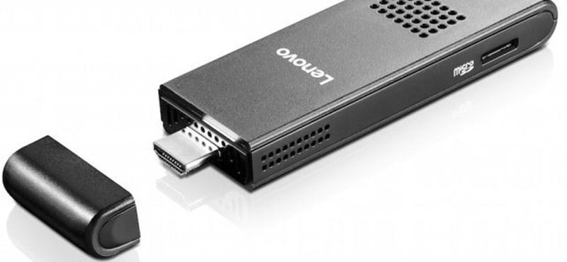 Tényleg kicsi, zseb-PC-t szeretne? Nézze meg a Lenovo újdonságát
