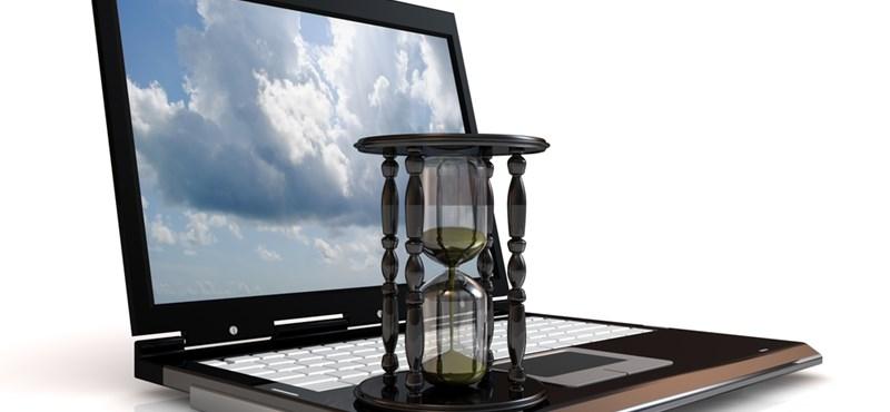 Gyorsabb az internet, nő a türelmetlenség