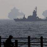 Izrael a tengerre is kerítést épít a Hamász ellen