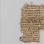 Megfejtették a 2000 éves papirusz titkát
