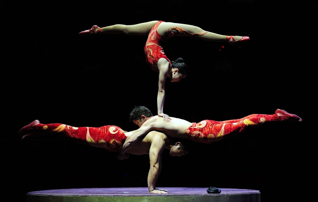 afp.10.03.26. Ringling Brothers and Barnum & Bailey Circus, cirkusz