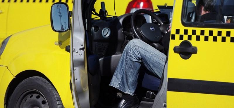 VG: három ellenőrzött taxiból kettőnél biztos van szabálytalanság