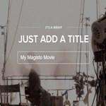 Pár kattintással készíthet látványos filmet fényképeiből, videóiból