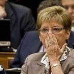Hoffmann Rózsa korrepetációra szorul, a kormány angolul beszél
