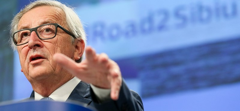 A Fidesz most nagyon kiakadt Junckerre