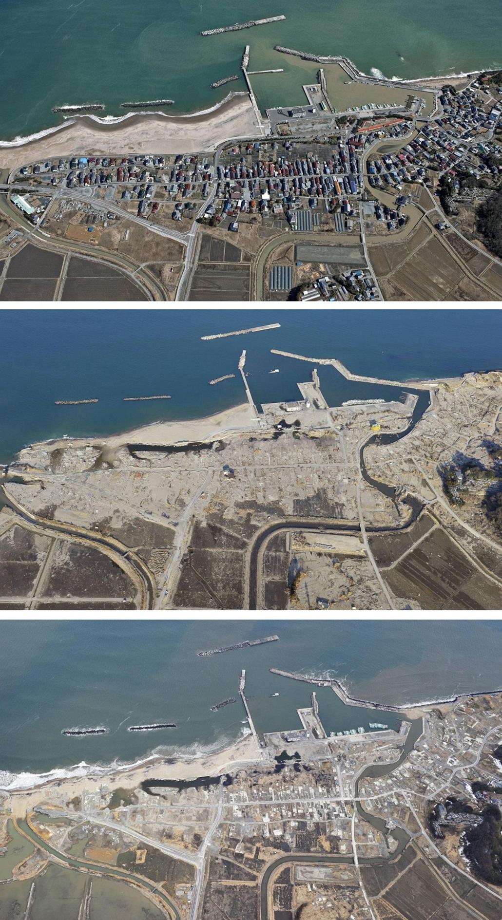 Fukusima évforduló - Nagyítás-fotógaléria
