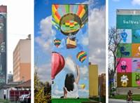 Gigantikus biciklit lehet festeni 800 ezerért Kazincbarcikán