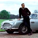 Gépfegyver nélkül, de újra gyártják James Bond legendás Aston Martinját