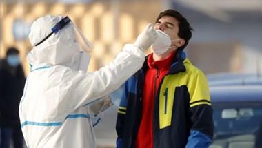 Újabb rekordot döntött a koronavírus-fertőzöttek száma Horvátországban