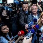 Göncz Árpád sírjánál is fejet hajtott a szlovák elnök