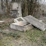 Kamasz fiúk gyalázták meg a zsidótemetőt Gyöngyösön