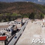 Drónvideó: Így néz ki most a földrengés sújtotta olasz Amatrice