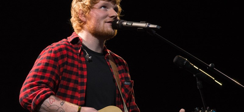 Ed Sheeran nagy bejelentést tett, a lányok lehet, hogy szomorúak lesznek
