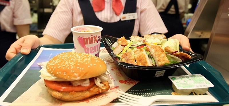 Fontos környezetbarát újítás jön a McDonald's-ban