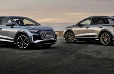 """Az Audinak is megérkezett az elektromos """"tömegautója"""" – itt Q4 e-tron"""
