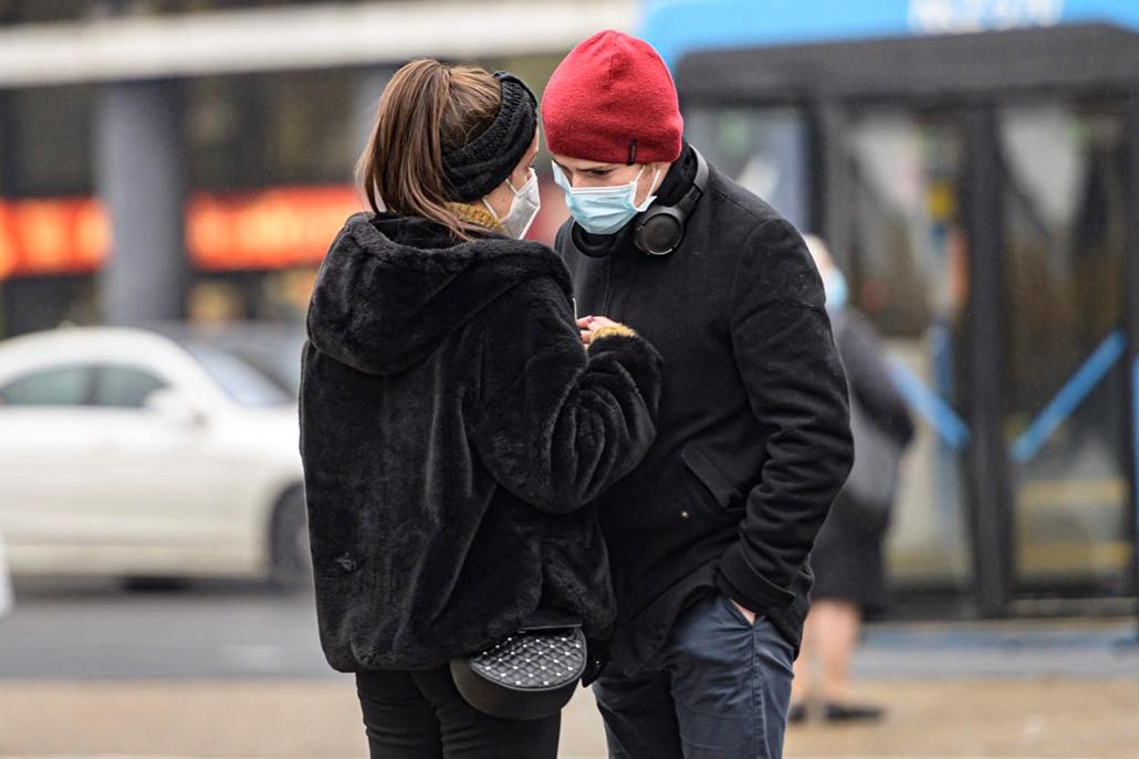 map.20.11.11. maszk maszkviselés budapest koronavírus covid