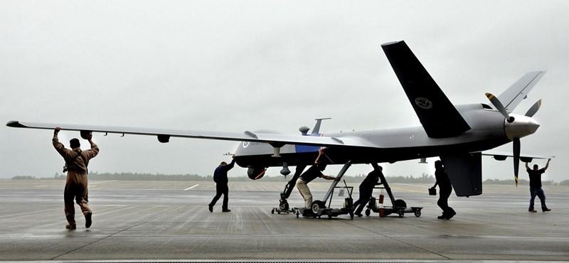 Drónok támadtak Pakisztánban