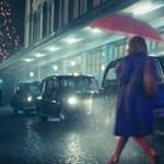 Csodálatos arcát mutatja Budapest a Debenhams karácsonyi reklámjában